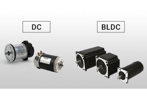 Porównanie funkcjonalności DC oraz BLDC