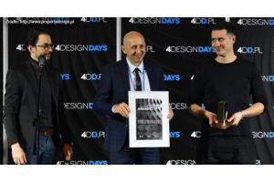 Nagroda w konkursie architektonicznym