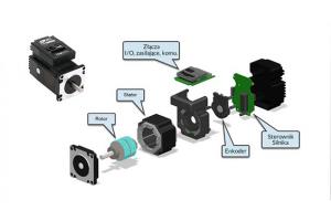 Korzyści z zastosowania silników zintegrowanych