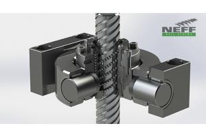 Nawiązanie współpracy z niemieckim producentem NEFF Gewindetriebe GmbH