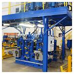Modernizacja maszyn przemysłowych
